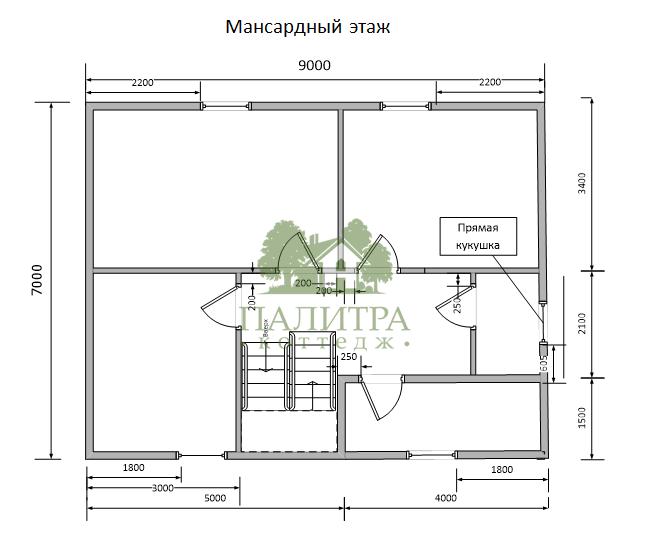 """ДОМ""""ТИЦИАН""""Д150"""